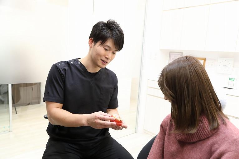 セラミックは虫歯予防にも効果的