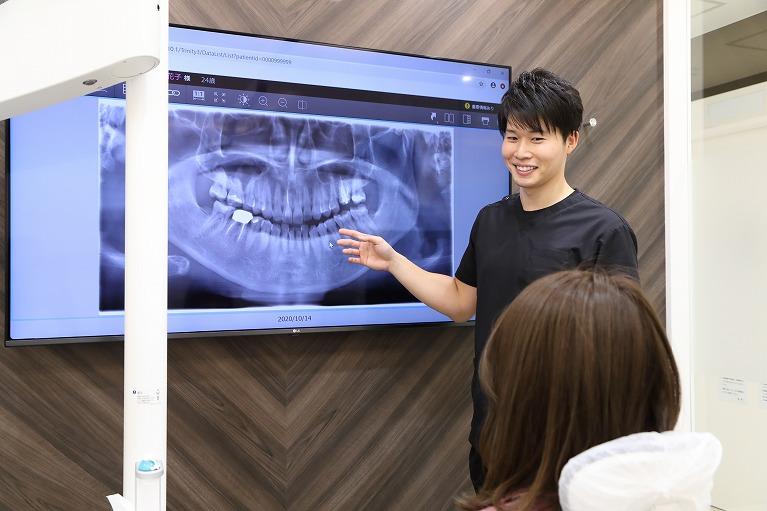 歯の支えとなる根っこまで虫歯が進んでしまった場合