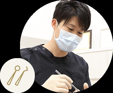 歯石取り(歯石除去)