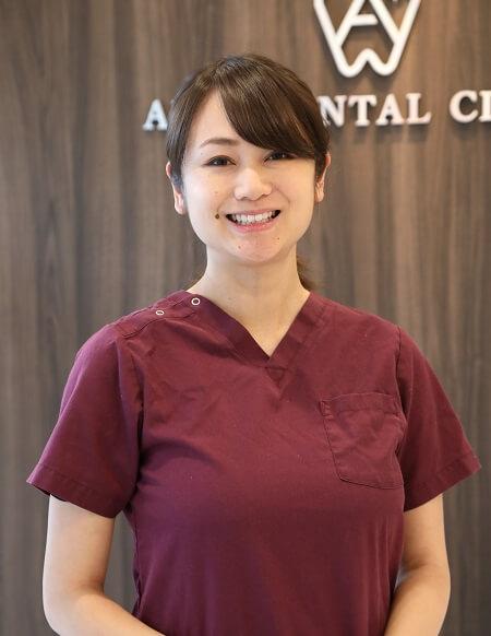 歯科医師紹介:新井 智鶴(あらいちづる)