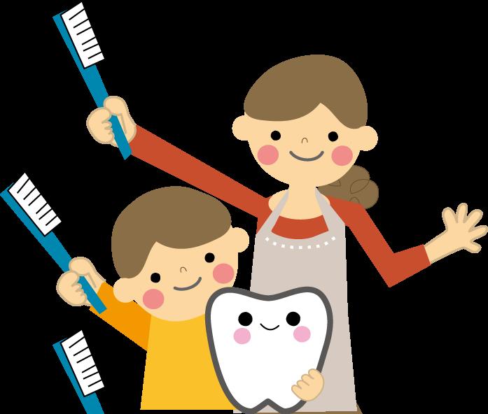 小さな子どもが歯磨きを好きになるように