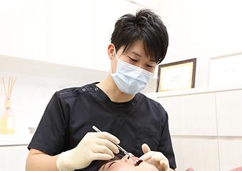 初診、口腔内診査初回無料カウンセリング実施中