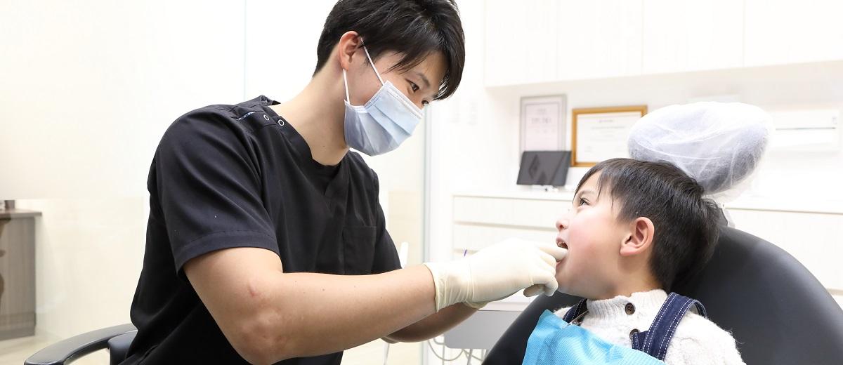 子供の歯(乳歯)は虫歯になりやすい!?